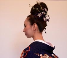 神戸迎賓館須磨離宮 和装 桜