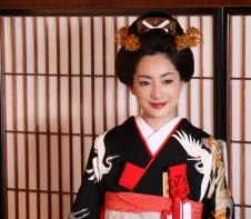 神戸迎賓館須磨離宮 角隠し 和髪