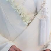 白無垢 着物 和装 蘭