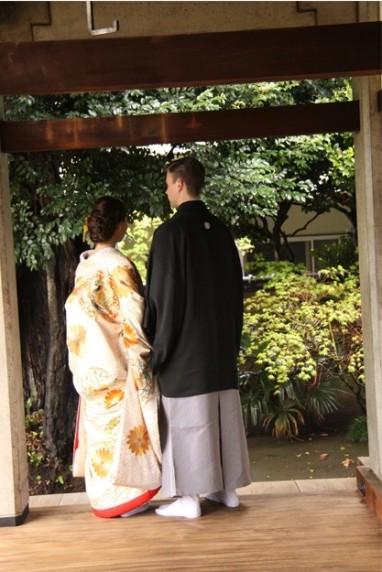 神社 結婚式 国際結婚